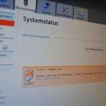 mControl Steuerzentrale:Systemstatus