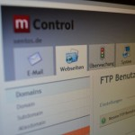 mControl Steuerzentrale: FTP-Benutzer verwalten